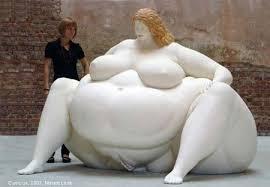 lady sculptures