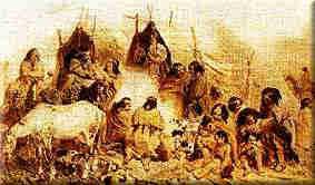 indios tehuelches