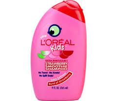l oreal kids shampoo