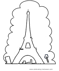 eiffel tower shape