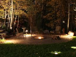 outdoor firepit designs