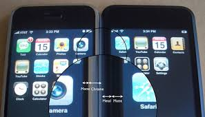 itouch display