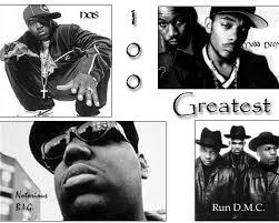 100 greatest songs of rap & hip hop