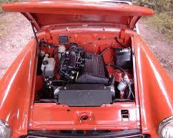 midget engine