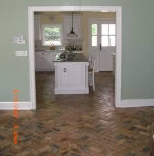 bricks flooring