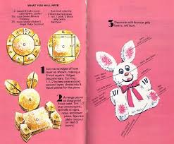 easter bunny cake picture