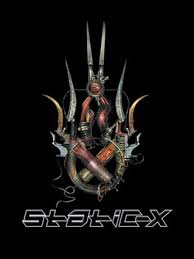static x poster