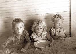 hungry children in america