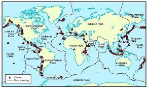 active volcanoes in the world