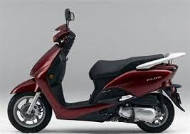 honda elite scooters