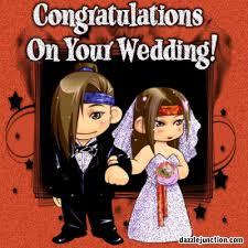 congratulation for wedding