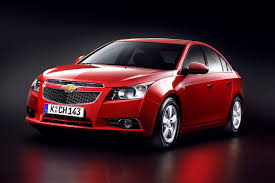 new chevy cruze