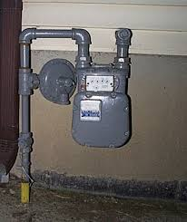 gas meter picture