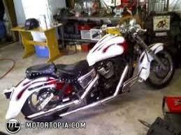 1993 honda shadow vt1100c