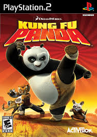 kung fu panda playstation 2 game