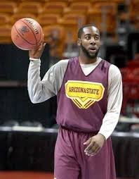 Arizona States James Harden,