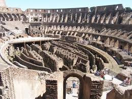 famous buildings in ancient rome