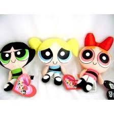 power puff girls dolls
