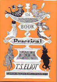 ts eliot book