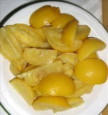 lemon preserve