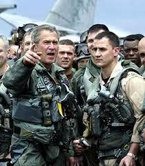 bush commander in chief