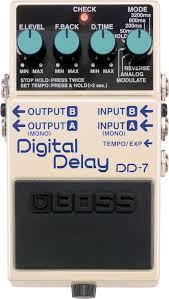 boss analogue delay