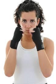 self defence women