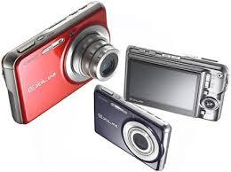 casio slim digital cameras