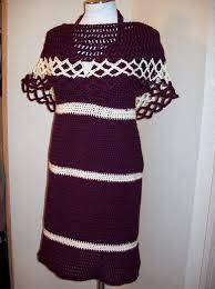 crochet dresses patterns