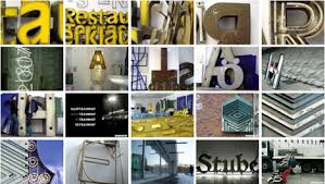 industrial letters