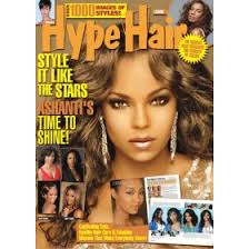black hair styles magazines