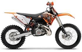 200 dirt bike
