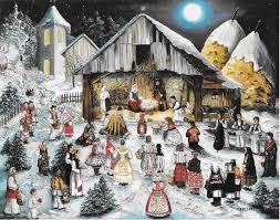 christmas churches