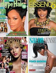 hairstyling magazines