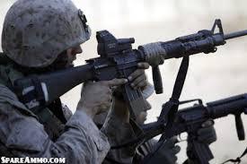 m 16 scope