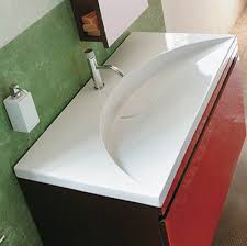 contemporary bath sinks