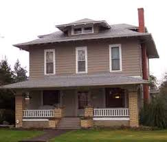 four square houses