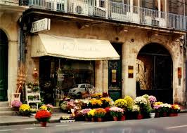 french flower shops
