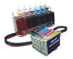 continuous ink epson