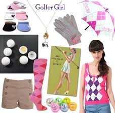 golf fancy dress