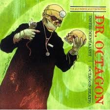 Dr Octagon - The Instrumentalyst: Octagon Beats