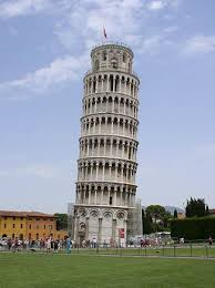 leaning tour of pisa