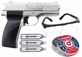 crosman co2 pistols
