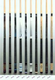 billiard cue stick