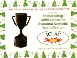 christmas award