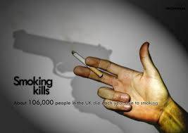 anti smoking campaign posters