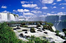 iguacu waterfall
