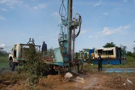 borehole well