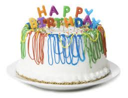 happy b day cake
