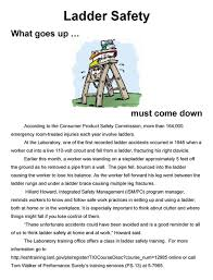 ladder safety pictures